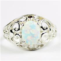 Created White Opal, Created White Opal, SR111