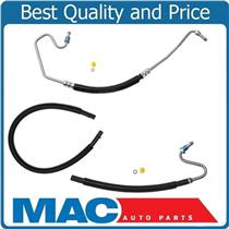 Power Steering Pressure & Return Hose For 99-00 Escalade 97-00 Tahoe 5.7L 3Pc Kt