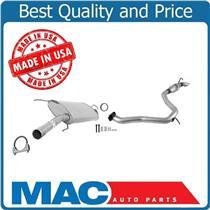 Fits 06-12 Rav4 2.4L 2.5L Exhaust System Pipe & Muffler 55544 55545