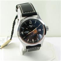 Ball Watch NM2082C-LJ-BK Engineer II Ohio Moonphase Black Dial 40mm NWT $1999