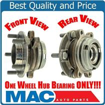 (1) Front Wheel Bearing Assembly For 07-13 Altima 2.5L With 4 Wheel ABS Brakes