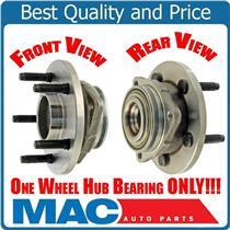 (1) FRONT Wheel Bearing and Hub Assembly For 05-10 Dakota 4x4 Rear ABS Only