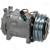 AC Compressor SD7H15 2 Groove (1 Year Warranty) Reman 58700