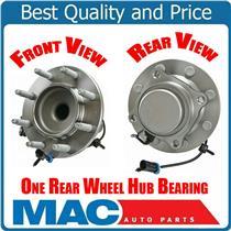 (1) Frt 1999-2000 Silverado 2500 Rear Wheel Drive 8 Year Warr Axle Hub Assembly