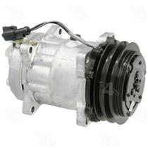 AC Compressor SD7H15 2 Groove (1 Year Warranty) R58789