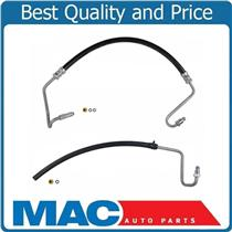 Power Steering Pressure & Return Hose For 97-2002 Wrangler 4.0L 6 Cylinder