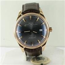 Ball Trainmaster 120 Years 18K Pink Gold Automatic Watch NM2888D-PG-LJGYGO $6999