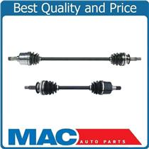 (2) 100% New CV Axle Shafts Ass. for 07-09 Santa Fe 2.7L FWD Manual Transmission