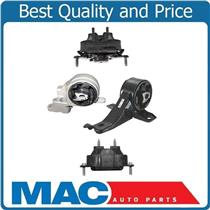 04-07 Malibu 3.5L 05-08 G6 4Doord 4Pc Engine Motor Mount  Transmission Mount Kit
