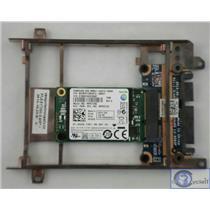 """Samsung SM841 mSATA SSD 128GB MZMPD128HAFV MZ-MP128D Dell KG53D w/ 3.5"""" Adapter"""