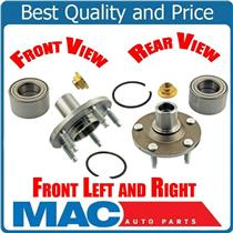 (2) Front Axle Bearing and Hub Kit Fits Fot 01-2012 Ford Escape REF# 518515