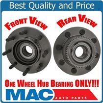(1) 100% New Wheel Bearing and Hub Assembly Ft  Fits For 00-02 Ram 2500 3500 RWD