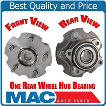 (1) 100% New REAR Wheel Bearing and Hub As. FITS RAV4 06-16 All Wheel Drive Rear