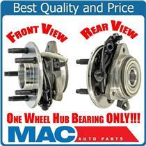 (1) Fits For 02-03 2 Door Ford Explorer Sport 2 Door 4x4 Front Hub Wheel Bearing