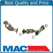 (2) Catalytic Converter Set Front Pipe Rear Y Pipe For RX300 Toyota Highlander