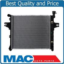 100% New Leak Tested Radiator Fits 2001-2004 Grand Cherokee 4.7L V8