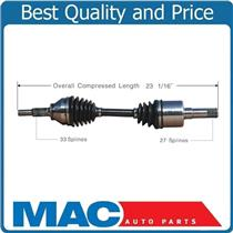 (1) New CV Axle Shaft 05-07 Cobalt 2.0L SS Supercharged MU3 Manual Trans 70501