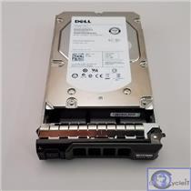 "Dell 450GB 15K 6Gbps 3.5"" SAS R749K ST3450857SS Seagate W/ Tray R-Series"