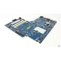 HP 350 Series Laptop Motherboard 758028-001 w/ Intel Core i3 1.7 GHz