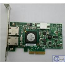 Dell Broadcom Dual-Port Gigabit F169G 5709 PCIe x4 High Profile Bracket