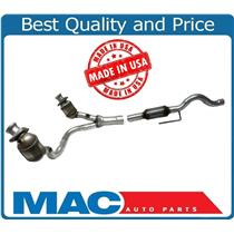 00-03 Dakota Durango 4x4 4.7 Engine Y Pipe 3 Catalytic Converter California Emis
