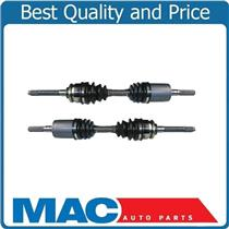 (2) 100% Front Complete Axles for 1996-1997 Isuzu Rodeo All Wheel Drive