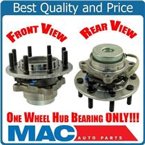 (1) 100% New Wheel Bearing Hub Assembly Ft 03-16 Express Van 3500 HEAVY DUTY SUS