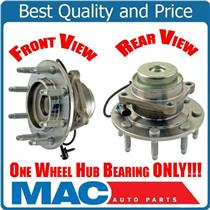 (1) 100% New Wheel Bearing & Hub Frt 03-16 Express 2500 SRW 9600 GVW and Under