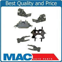 00-05 Impala 3.4L & 97-05 Regal 3.1L Engine and Transmission Mounts 6pc Kit