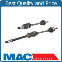 (2) 100% New CV DRIVE AXLE SHAFTS FRT FOR 06-12 RAV4 2.4 2.5 Front Wheel Drive
