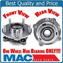 (1) 100% New Tested Wheel Bearing W Hub Assembly FRONT for 11-2017 Nissan GT-R