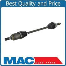 (1) 100% New REAR CV Drive Axle Shaft Fits Vibe Toyota Matrix AWD 03-06 Rear D/P