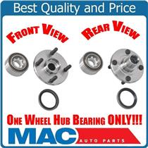 (1) 100% New Front Wheel Hub & Bearing Repair Kit Fits For 1988-2002 Corolla