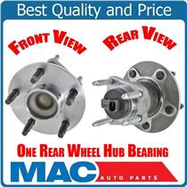 (1) 100% New Wheel Bearing and Hub for 04-12 Malibu 5 Stud With 4 Wheel ABS