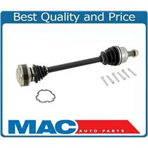 (1) Brand New CV Axle Shaft Fits BMW 330I 01-05 Z4 03-05 REAR LEFT