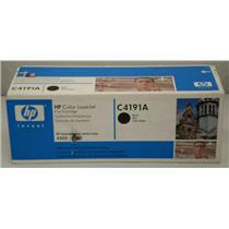 Brand New OEM HP LaserJet 4500 4550 Black Toner Cartridge C4191A