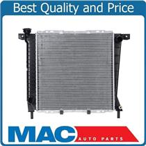 100% New Leak Tested Radiator OR897  for 85-94 Ranger With Manual Transmission