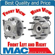 (2) 100% New Wheel Bearing Hub Assembly Fits for 09-11 Ram 2500 4 Wheel Drive PR
