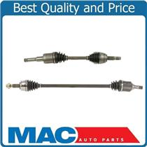 (2) 100% New CV Axle fits 12-15 Sonic 1.8L With Option M26 5 Speed Manual Trans