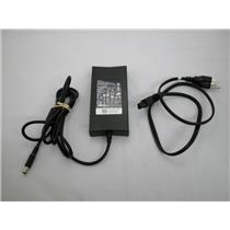 Dell 130W 19.5V 6.7A AC Adapter VJCH5 662JT LA130PM121 DA130PE1