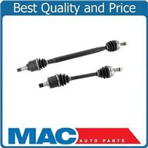 (2) 100% New CV Axle Shaft Fits Prelude 2.0L 85-87 Front L & R W Manual Transmis