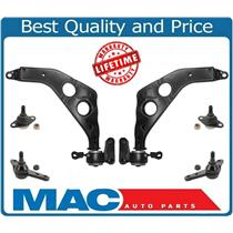 (2) Front Lower Control Arms W Bracket & Ball Joints For Mini Cooper 2002 - 2006