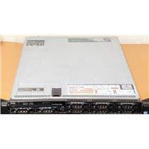 "Dell R620 8-Bay 2.5"" Barebones 2x PSU, 1x DVD, No CPU, No RAM, No Hard Drive"