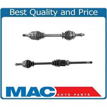 (2) 100% New  NEW Front CV Drive Axle Shafts 90107 & 90108