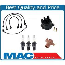 1989-1997 Metro 1.0L Ignition Spark Plug Wires Set Tune Up Kit