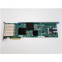 NetApp 4-Port X2067-R6 111-00625 6Gb SAS Adapter Controller 4-Port I/O
