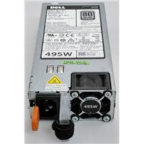 Dell F495E-S0 13MD5 495W 80 Plus Platinum Power Supply T320 T420 T620 R720 R820