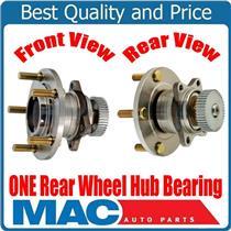 (1) 100% New Rear Wheel Hub Bearing for 1995-2000 Dodge Avenger New Rear