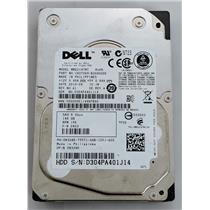 "Dell W328K Toshiba MBE2147RC 146GB 15K 2.5"" SAS Hard Drive 6GB/s"