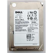 "Dell J084N Seagate ST9146852SS 146GB 16MB 6.0Gbps 15K 2.5"" SAS Hard Drive"